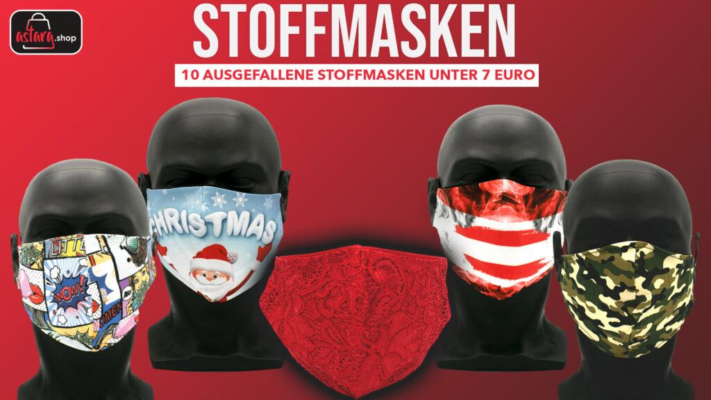 Stoffmasken unter 7 euro