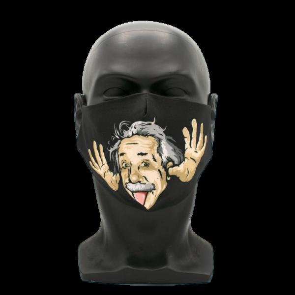einstein mathe Maske