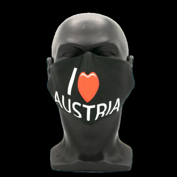 i love austria maske